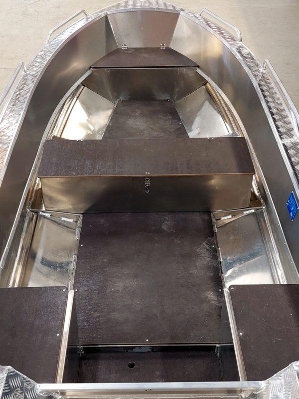 WELLMAR 39 Alumiinivene   Masco Oy