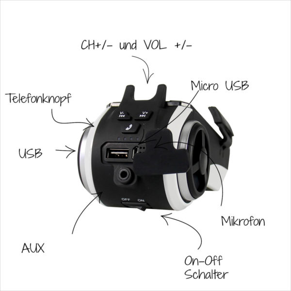 FISCHER multimedia-/puhelinteline