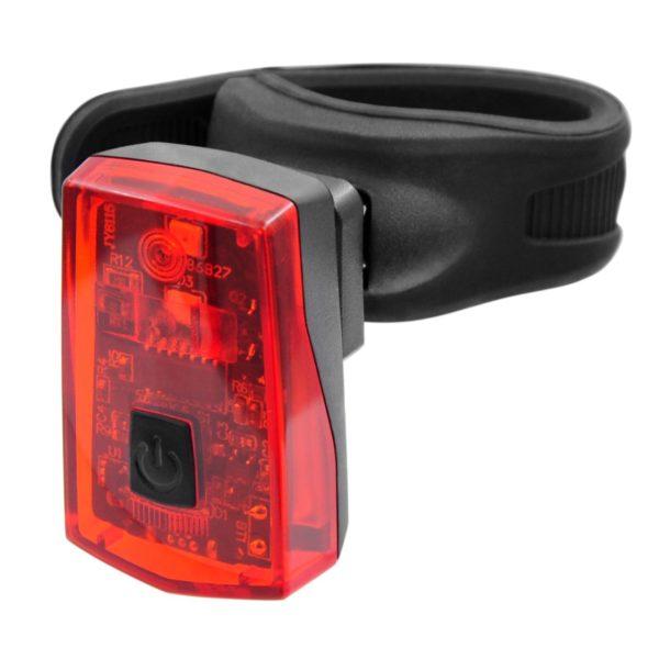 FISCHER LED 30/15 Ladattava valosarja, etuvalo ja takavalo polkupyörään   Masco Oy
