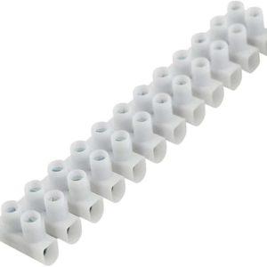 UNITEC 12 x 2.5 - 6 mm² Kytkentärima 10 kpl