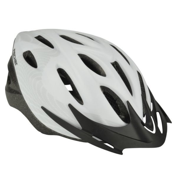 Fischer pyöräilykypärä White Vision L/XL | Masco Oy