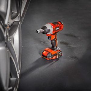 F1 IW220 Akkukäyttöinen mutterinväännin | Masco Oy