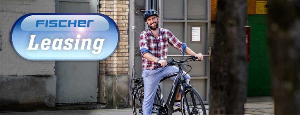 Fischer Leasing – näin hankit sähköpyörän työsuhdepyöräksi