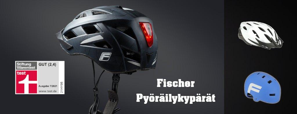 Fischer pyöräilykypärät | Masco Oy Järvenpää