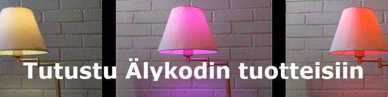 Tutustu Älykodin tuotteisiin Mascon verkkokaupassa: www.masco.fi